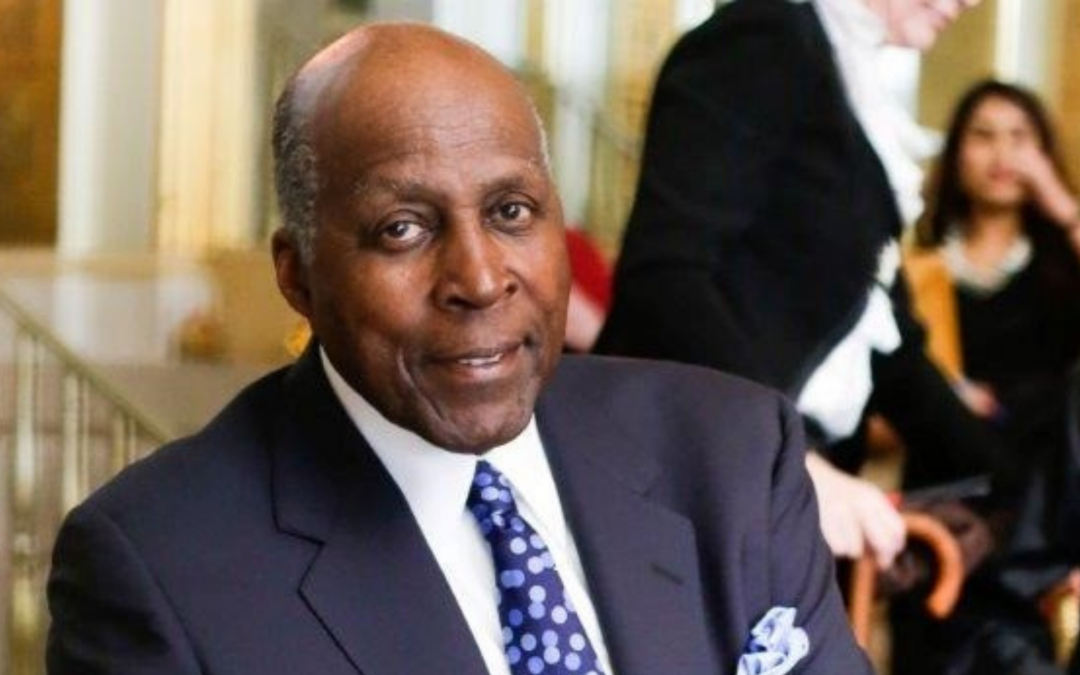 On the Shoulders of Greatness: How Vernon Jordan Inspired us to Lead a Life of Service
