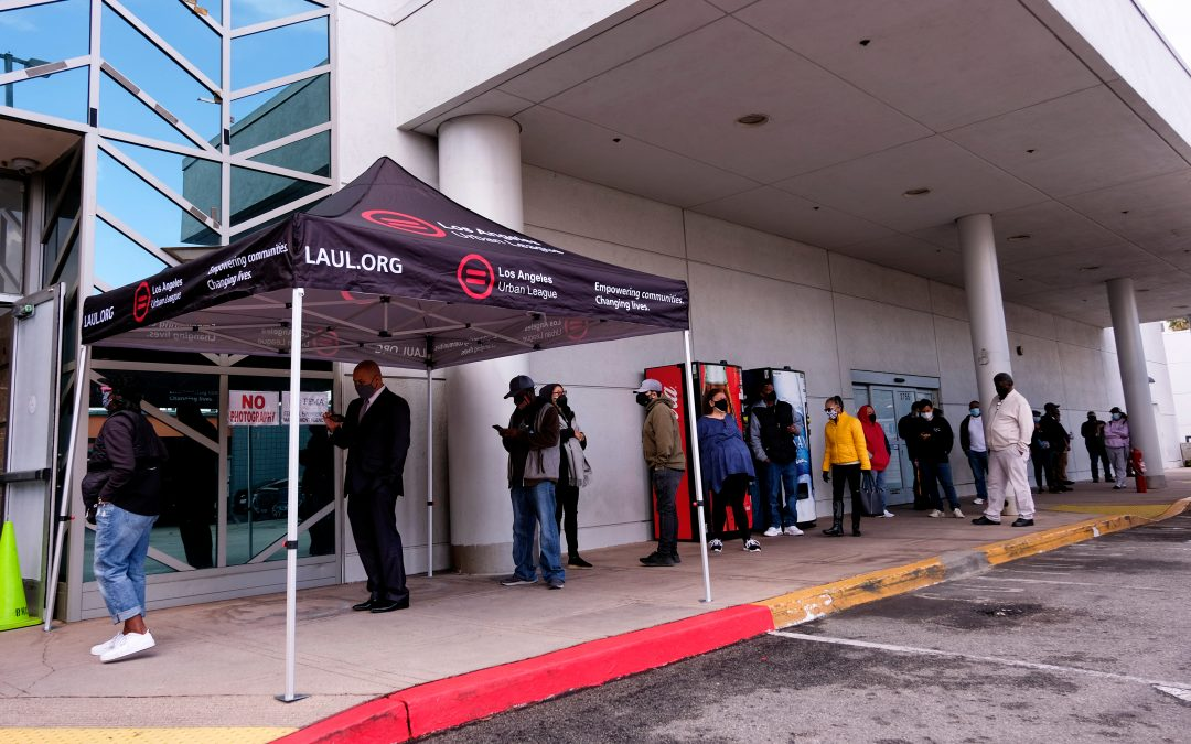 LA Urban League Partners with California Health Officials to Bring COVID-19 Vaccines to South LA.
