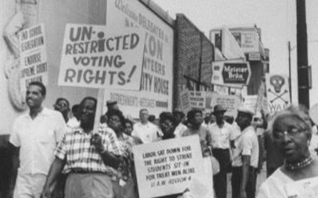 We Must Strengthen The Voting Rights Act