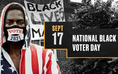 National Black Voter Registration Day